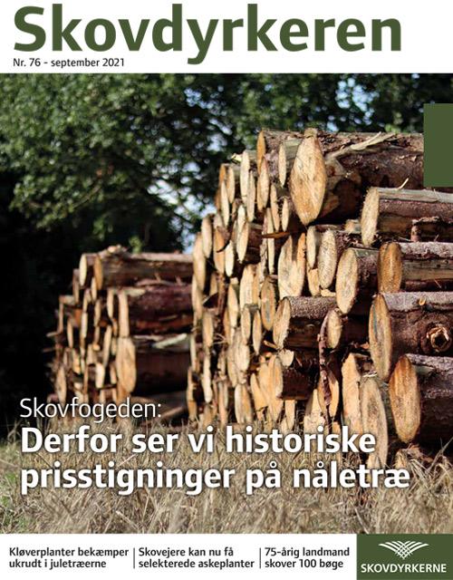 Skovdyrkeren nr.76 er nu online på vores hjemmeside. God læselyst
