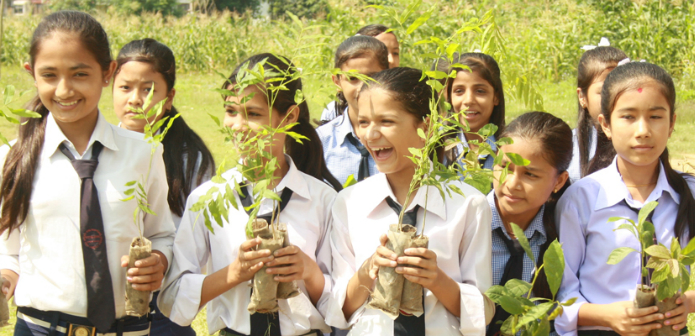 Interactive Environmental Education Nepal